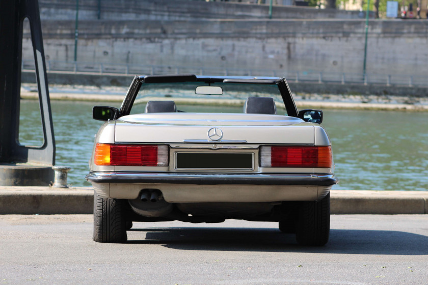 1987 Mercedes-Benz 300 SL avec Hard-Top  No reserve