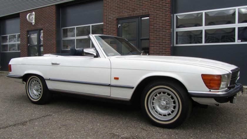 1980 Mercedes-Benz 280SL cabriolet