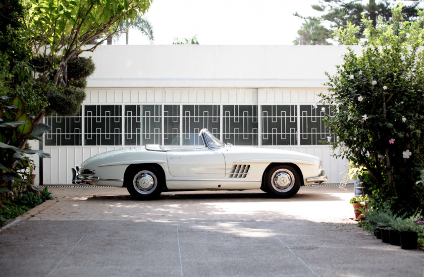 ¤ 1957 Mercedes-Benz 300 SL roadster