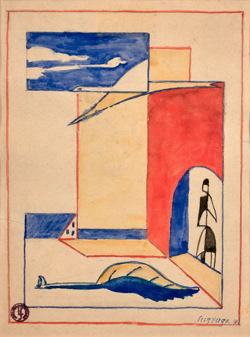 Anne Marie Briest impressionist & modern art 2   sale n�3822   lot n�133