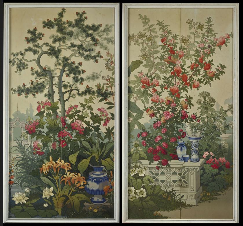 furniture works of art sale n 3813 lot n 313 artcurial. Black Bedroom Furniture Sets. Home Design Ideas