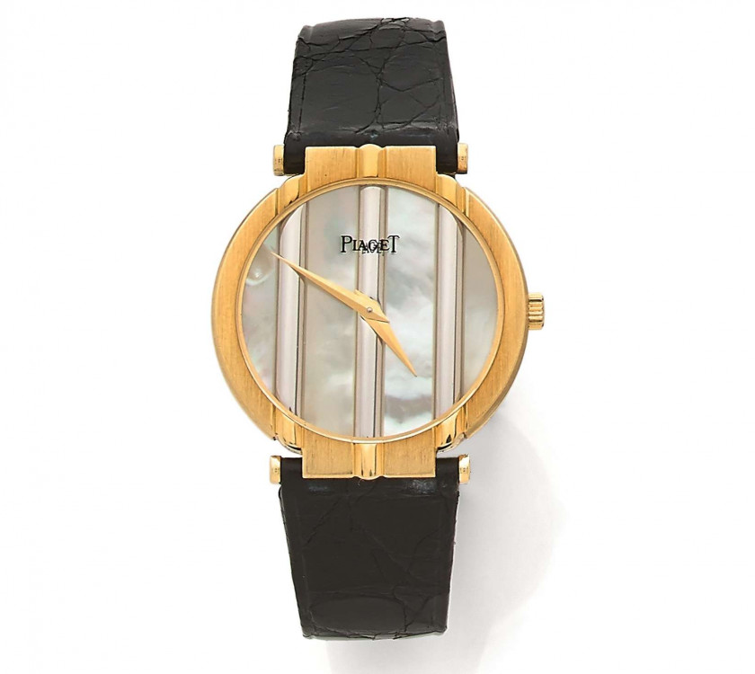 ¤ PIAGET  Polo, ref. 8273, n° 422802