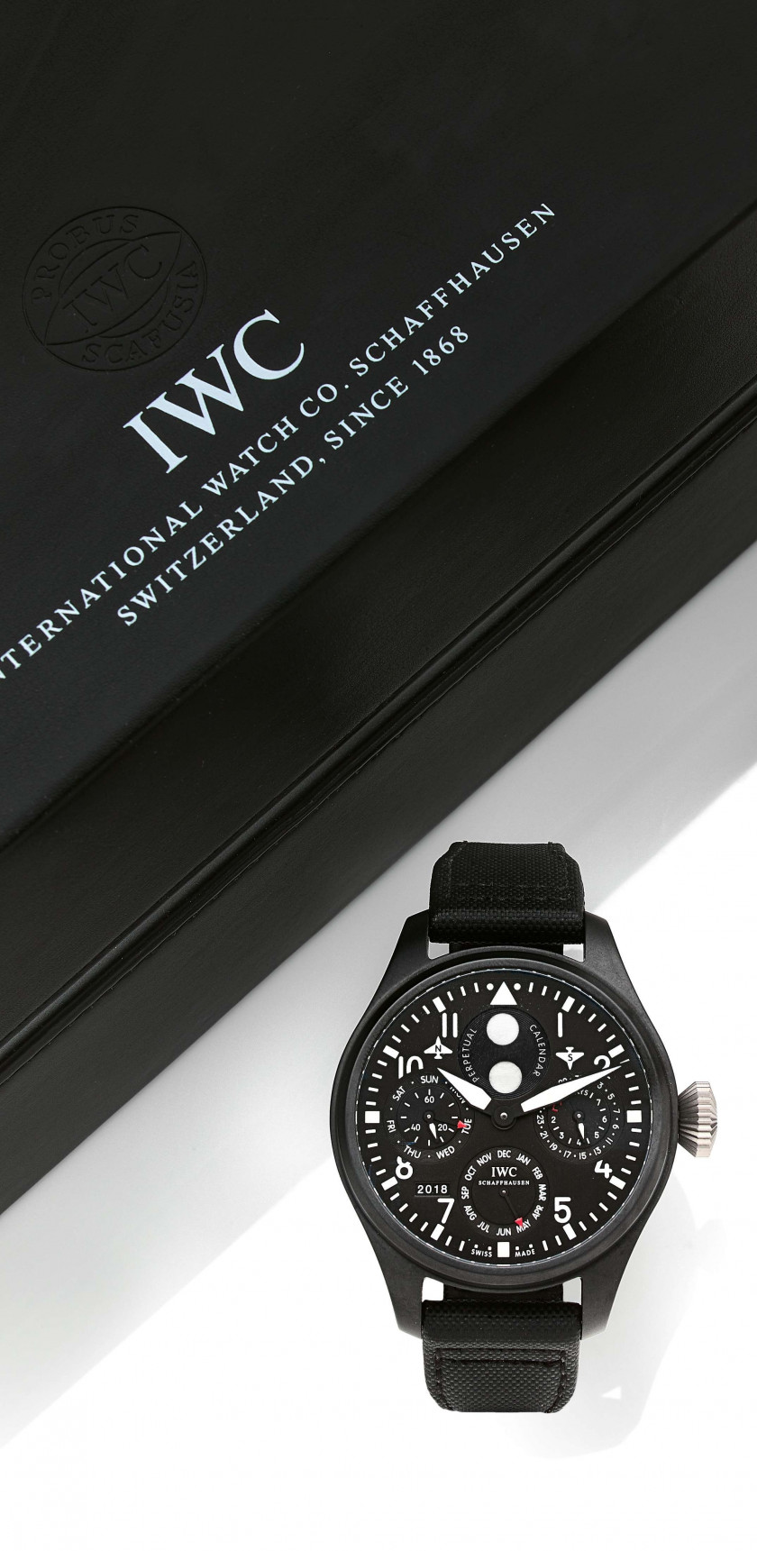 IWC  Big Pilot Top Gun, ref. IW502902, n° 5037456