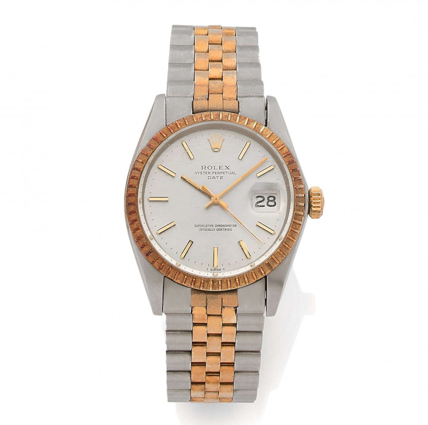 ROLEX  Oyster Date, ref. 1505, n° 3664545