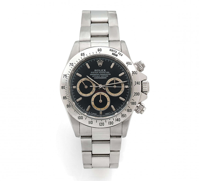 "ROLEX  Daytona ""Inverted 6 Cream Dial"", n° N311167"