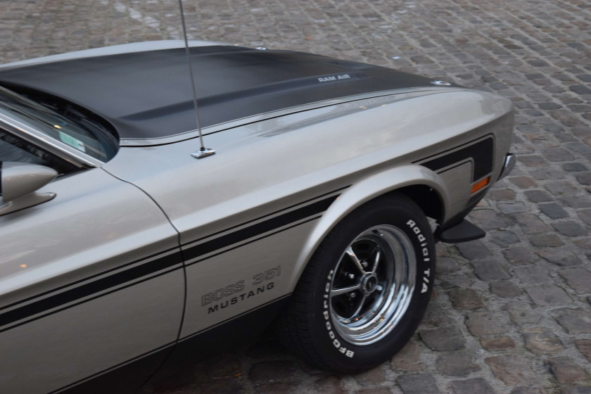 1971 Ford Mustang Boss 351  No reserve