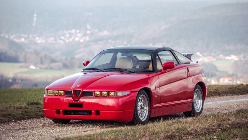 1991 Alfa Romeo SZ coupé No reserve