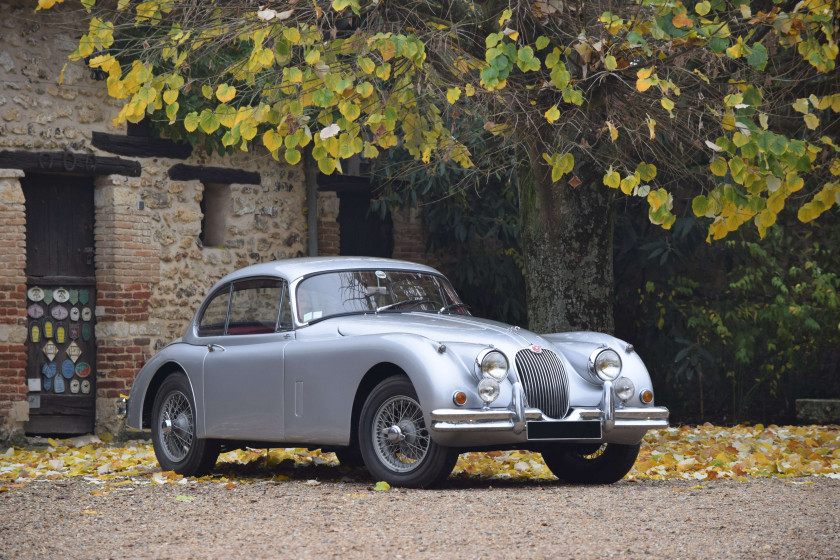 1959 Jaguar XK150 S 3.4 Coupé  No reserve