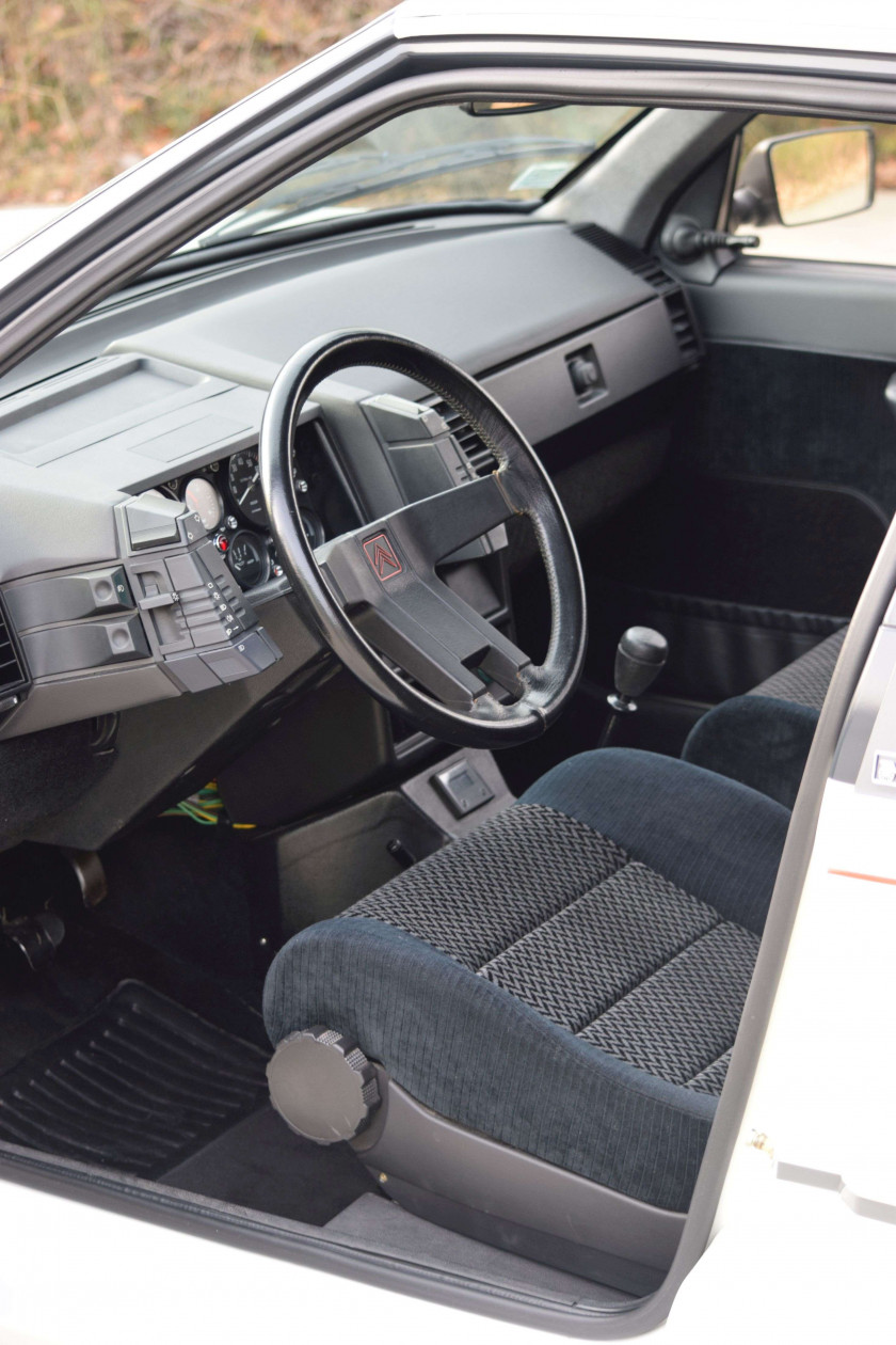 1991 Citroen BX 4 TC  No reserve