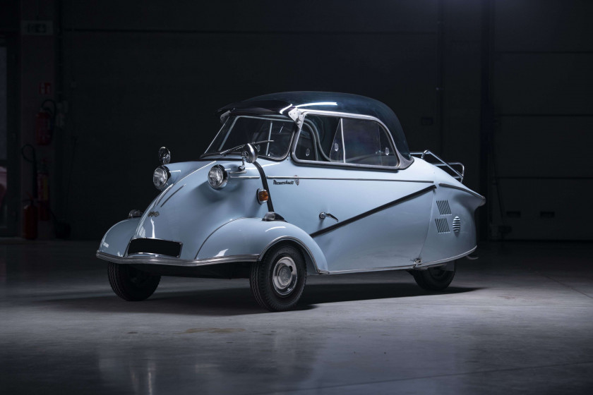 1963年 メッサーシュミット KR200