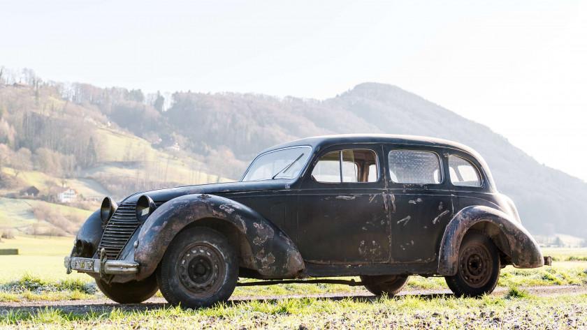 Image result for artcurial 2019 1938 Fiat 2800 Pininfarina Limousine