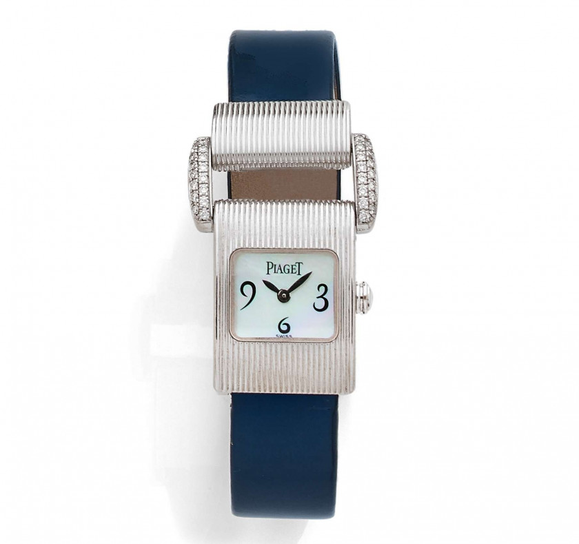 ¤ PIAGET  Miss Protocole, ref. 5222, n° 856372
