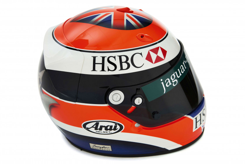 JOHNNY HERBERT  Jaguar Racing - Saison 2000