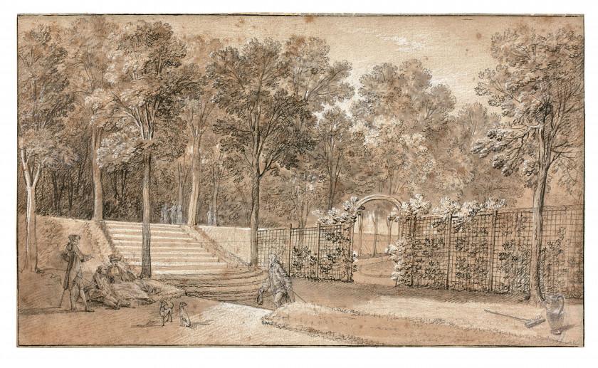 Maîtres anciens et du XIXe siècle | Vente n°3857 | Lot n°245 ...