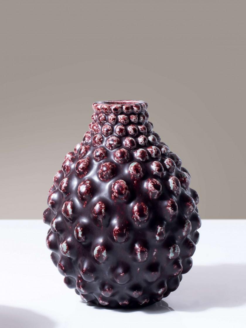 Axel SALTO (1889 - 1961) Vase mod. 21329 - Création 1954