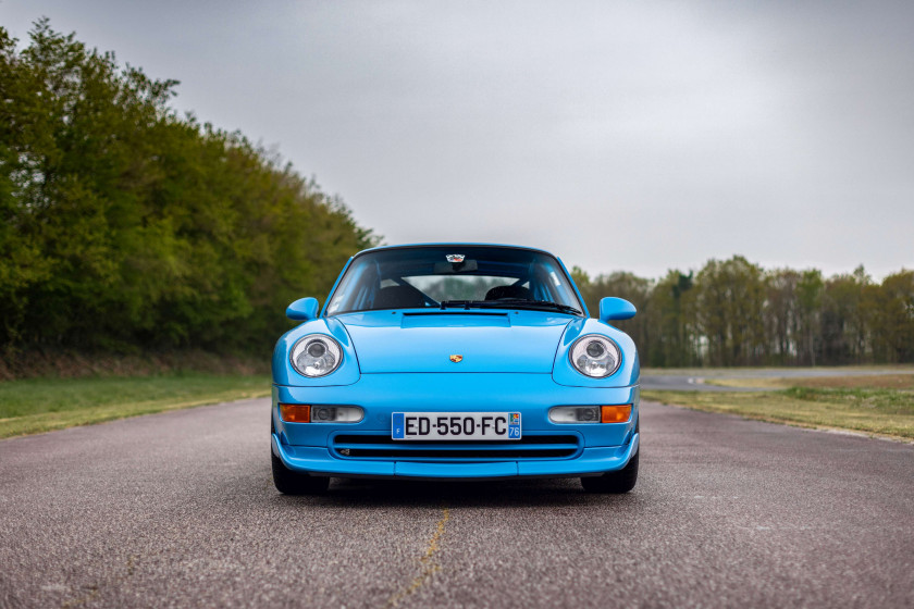 1996 Porsche 993 Carrera RS Club Sport