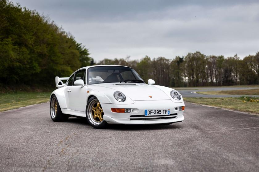 1997 Porsche 993 GT