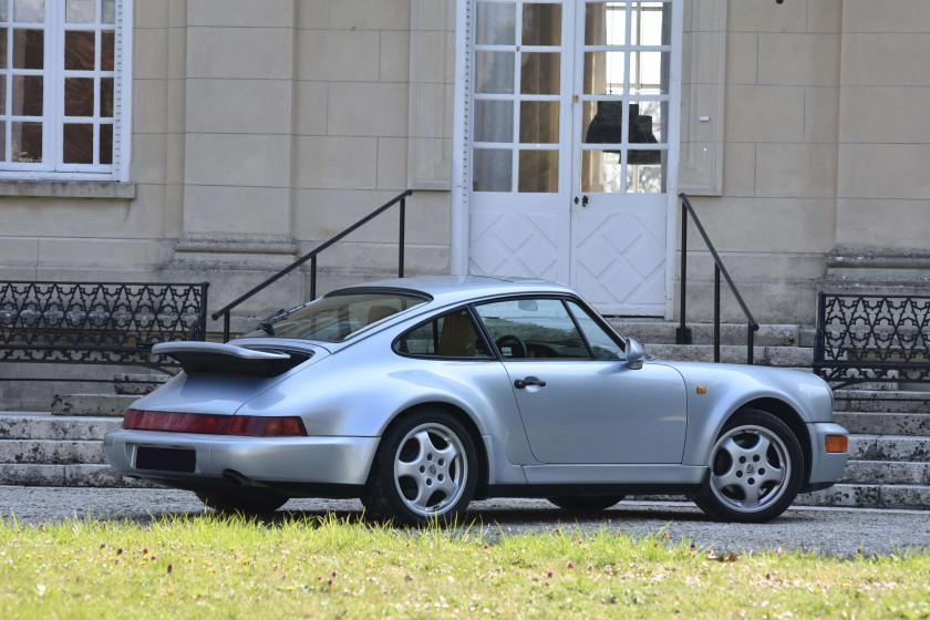 1993 Porsche 964 Carrera 4 Turbo Look