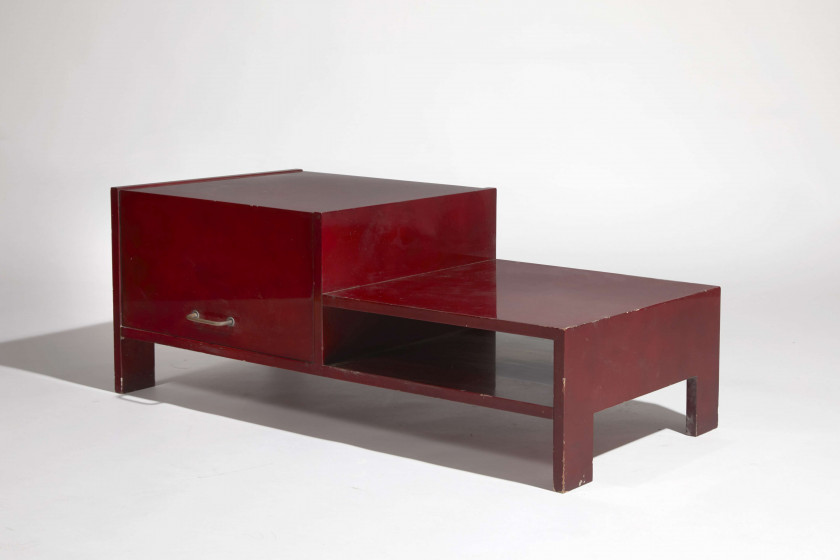 Jacques QUINET (1918-1992) Table basse - Circa 1950