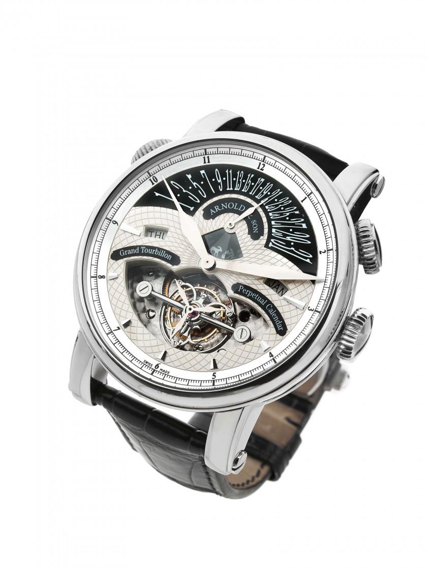 Grand Blanc Motorcars >> Horlogerie de collection | Vente n°M1065 | Lot n°630 ...