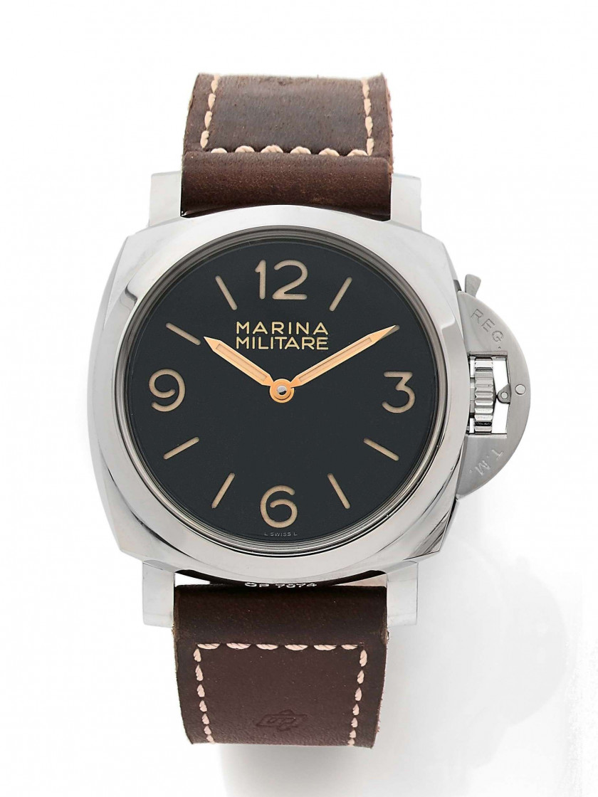 PANERAI  PAM673, Luminor 1950 3 days, ref. 7074, n° BB1804896