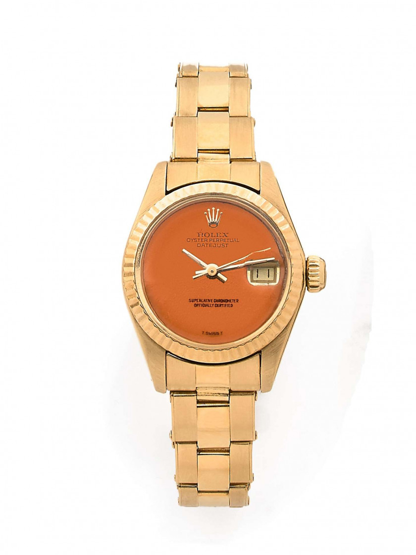 ROLEX  Lady Datejust, ref. 6917 / 6900, n° 6023130