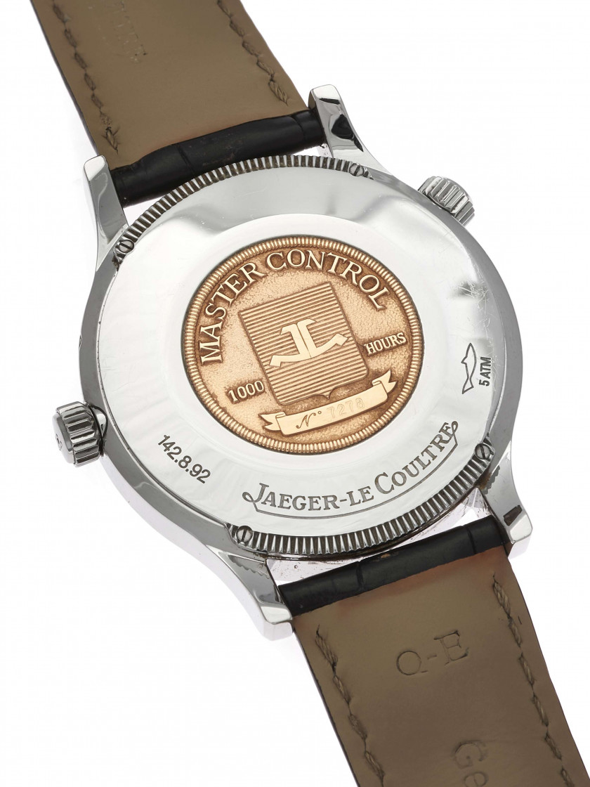 JAEGER LECOULTRE  Master Control Geographic, ref. 142.8.92, n° 7278