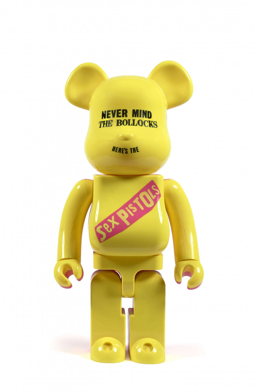 MEDICOM  Be@rBrick 1000% / Sex Pistols - 2006 ABS