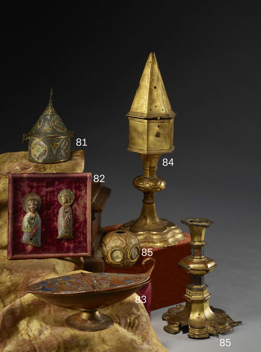 PROBABLEMENT ITALIE DU XVe OU XVIe SIÈCLE Chandelier