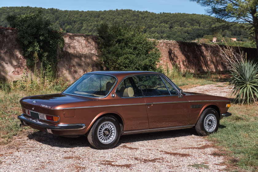 1975 BMW 3.0 CS  No reserve