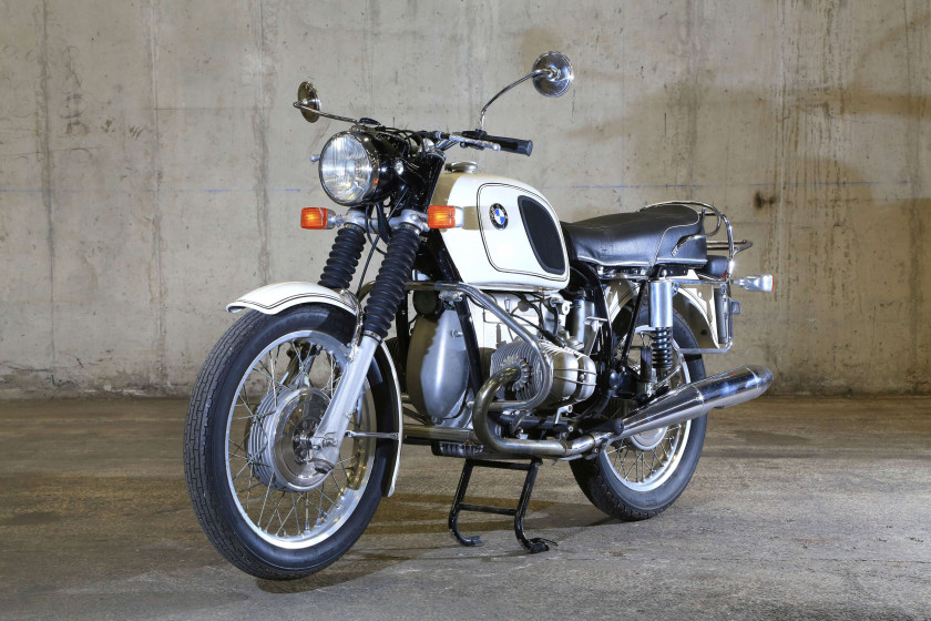 1973 BMW R75/5  No Reserve