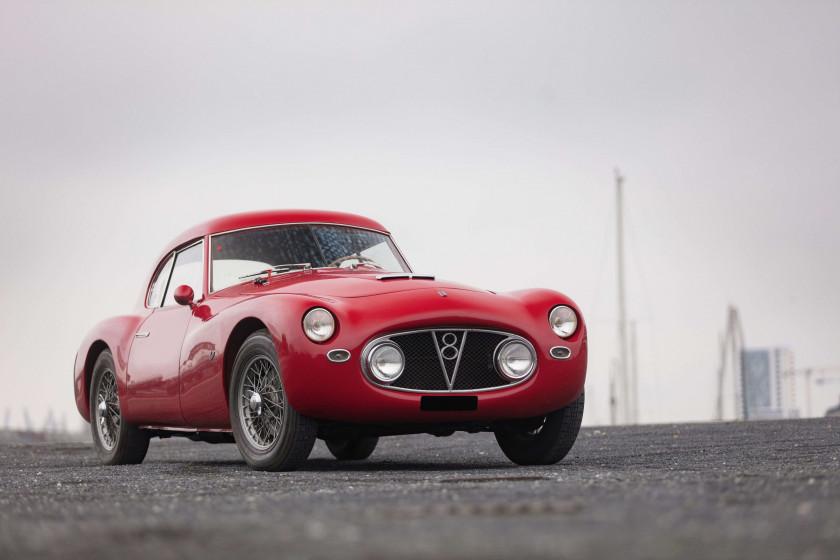 1953 Fiat Otto Seen Tipo 106 Sport Berlinetta