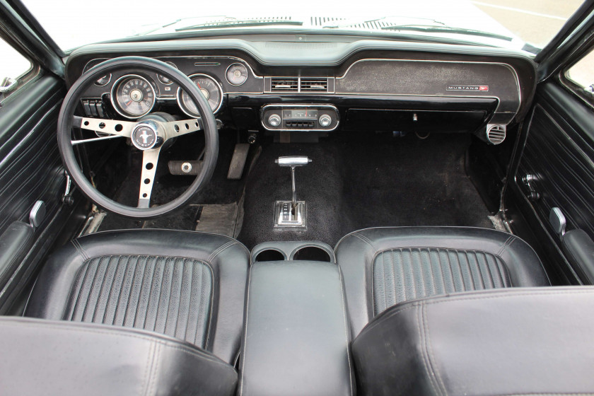 1968 Ford Mustang V8 289Ci Cabriolet  No reserve