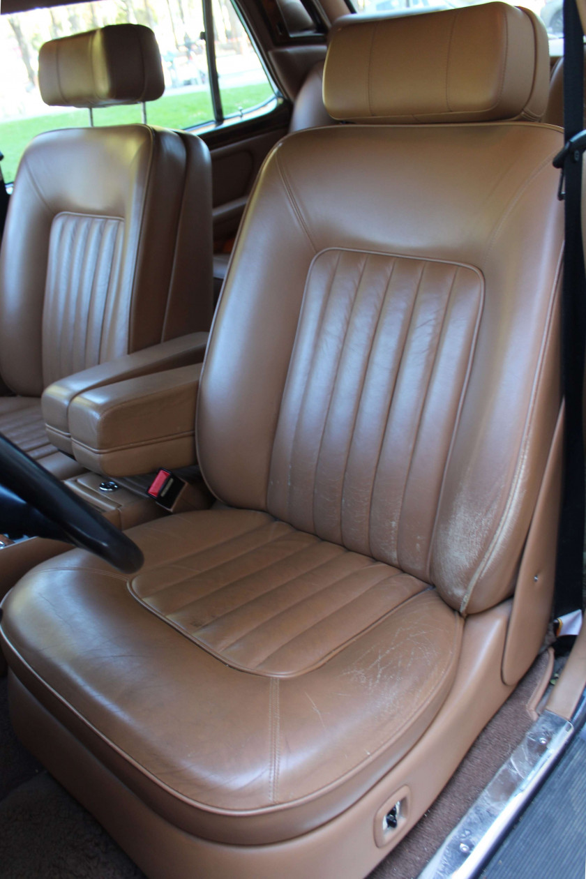 1991 Rolls-Royce Silver Spur II  No reserve