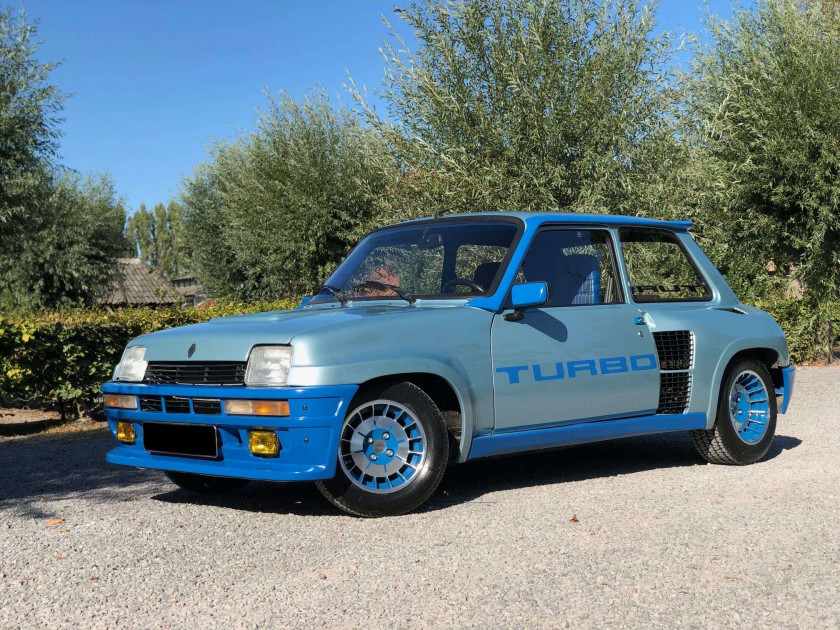 1981 Renault 5 Turbo