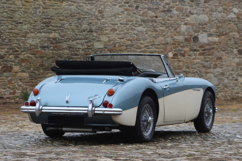 1967 Austin Healey 3000 BJ8 MKIII  No reserve