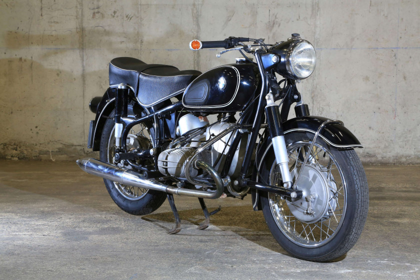 1963 BMW R69 S  No Reserve