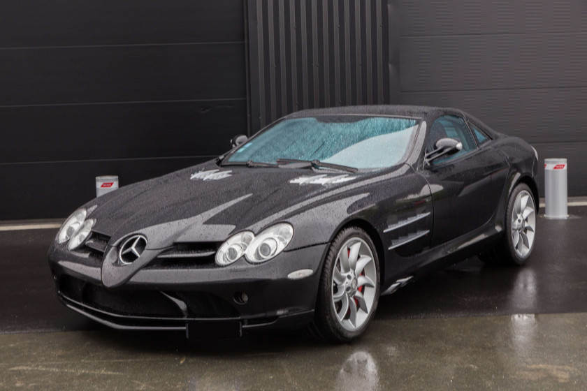 2006 Mercedes-Benz SLR McLaren coupé