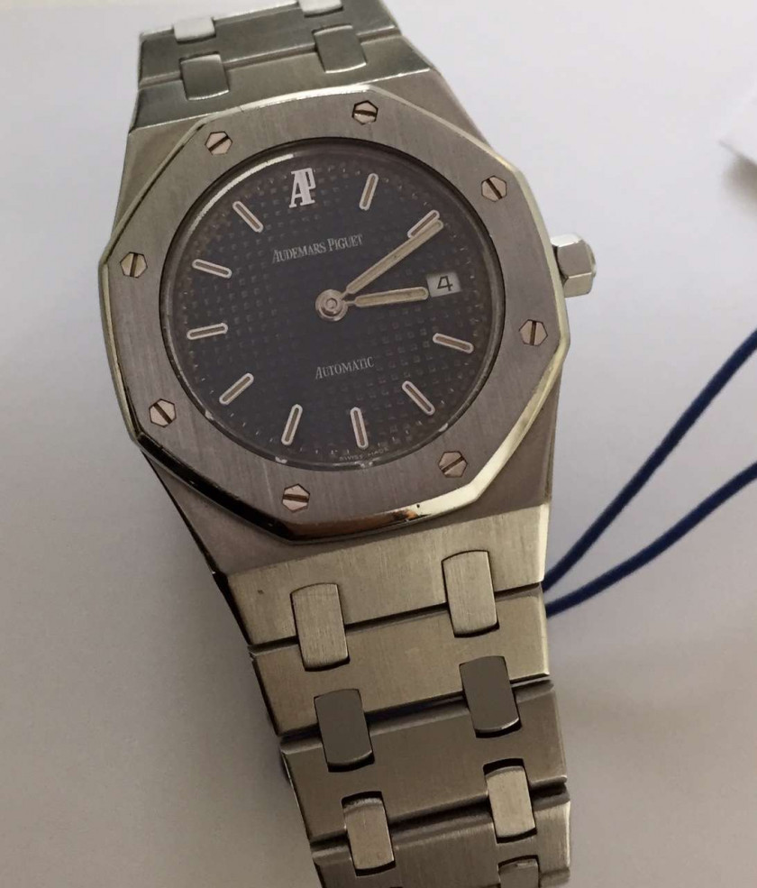 AUDEMARS PIGUET  Royal Oak, ref. 14470ST, n° 482 - 398583 / D39345