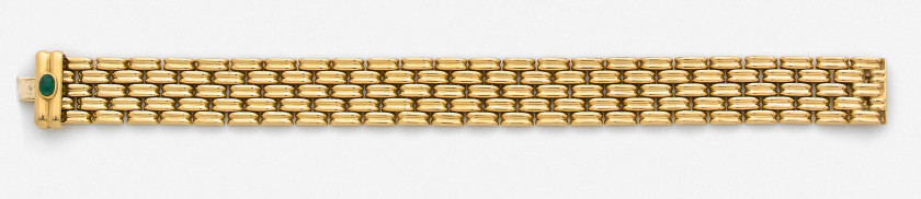 VAN CLEEF & ARPELS Bracelet ruban souple