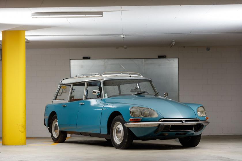 1970 Citroën ID 20 Break  No reserve