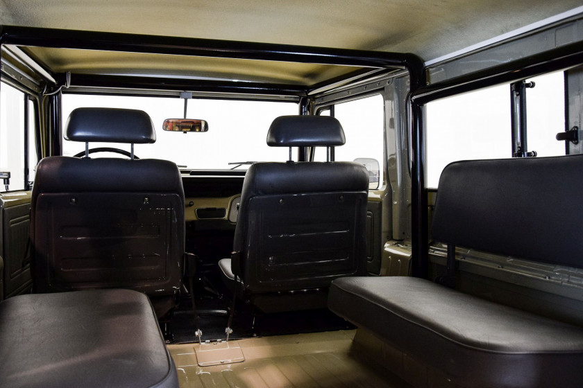 1981 Toyota Land Cruiser BJ 43  No reserve