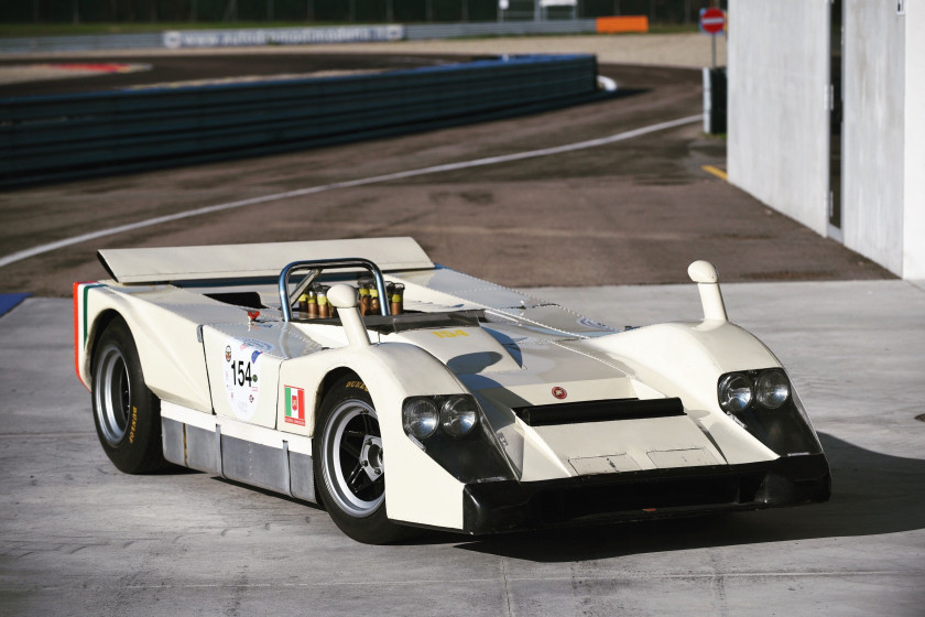 1967 Serenissima 3000SP Prototipo