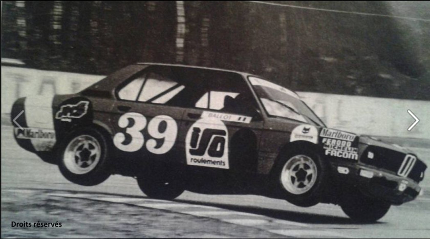 1979 BMW 530 Production - Team JMS Racing