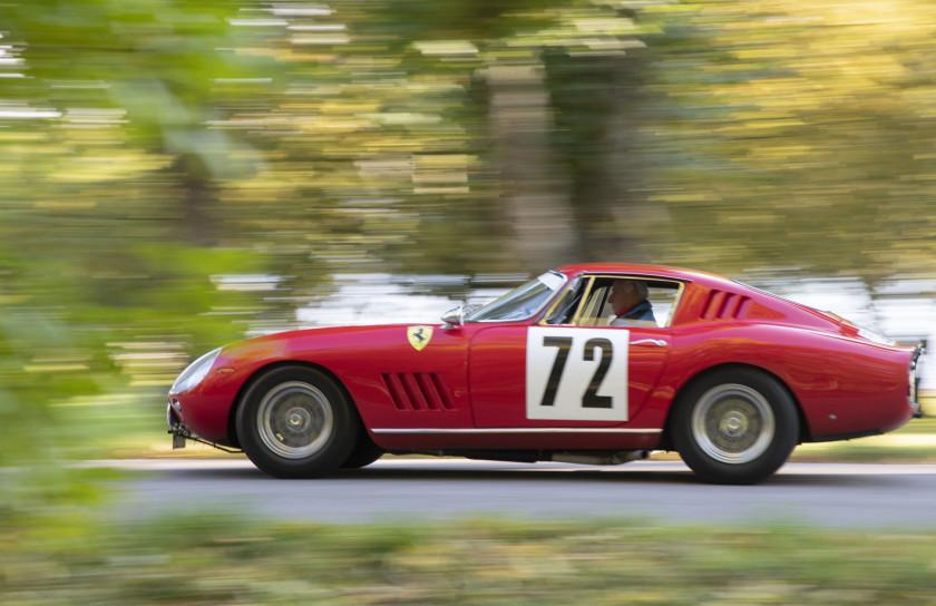 1965 Ferrari 275 GTB 6 CarburetorsChassis 67851965 Ferrari 275 GTB 6 Carburetors