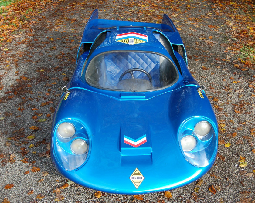 1968 ALPINE RENAULT A220 JUNIOR PAR DOG/CIJ -SOCIETE BROUAL