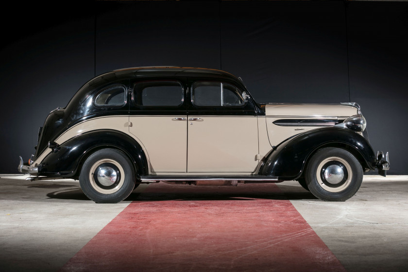 1936 Chrysler Junior Limousine  No reserve