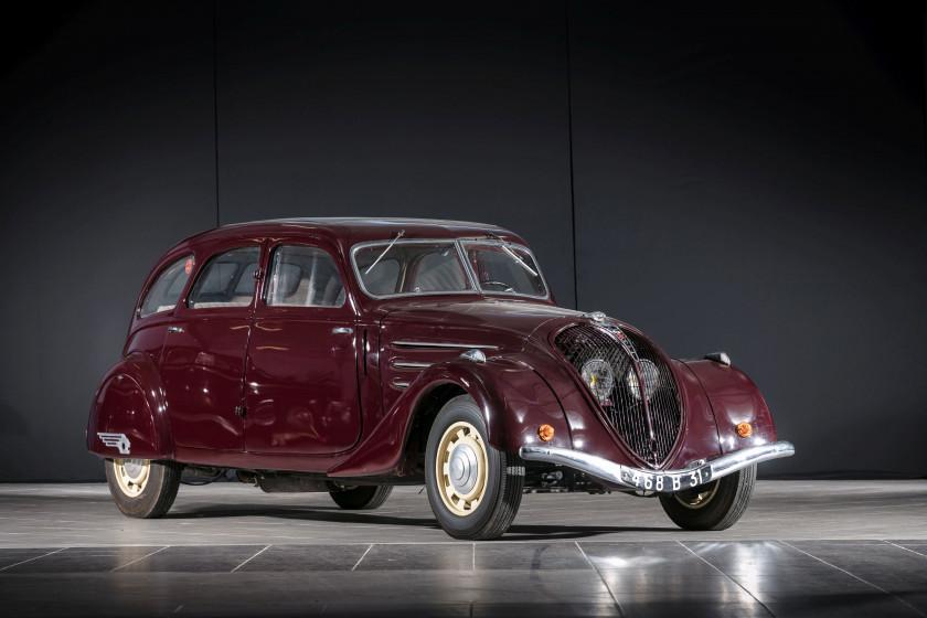 1939 プジョー 402 リムジン