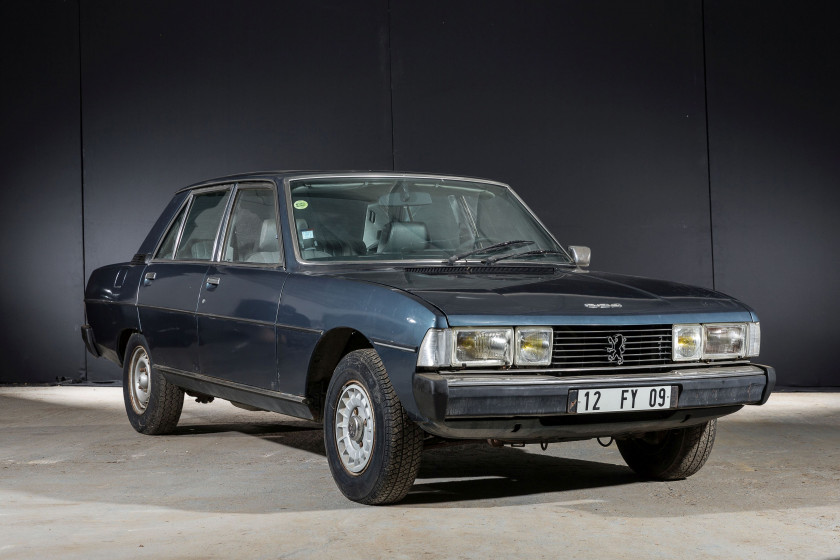 1978 Peugeot 604 V6 Ti No reserve