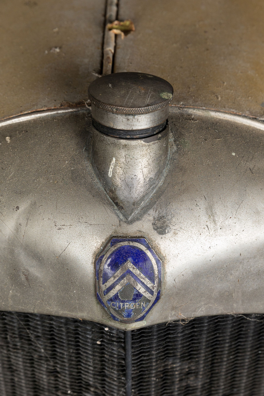 1925 Citroën 5HP Type C3 Coupé  No reserve